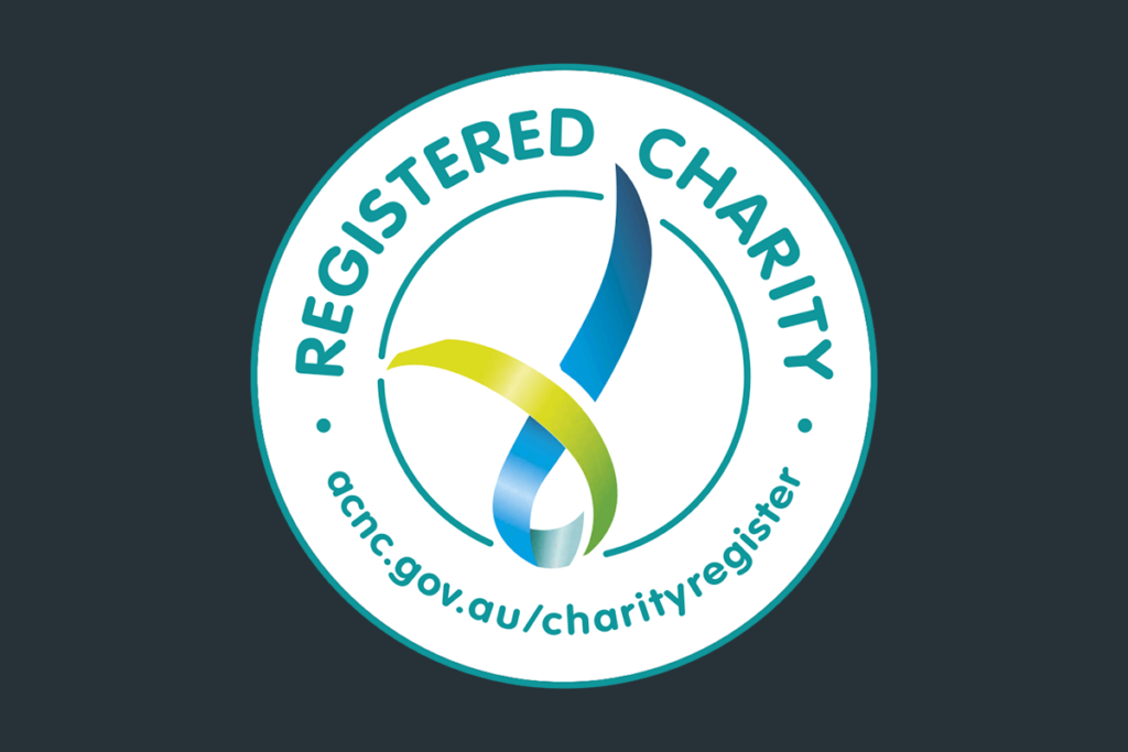 Official DGR Charity Status